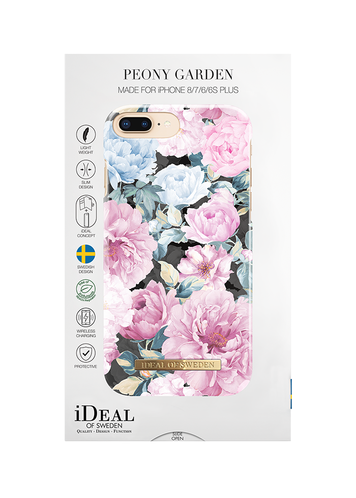 iPhone 6/6s/7/8 Plus iDeal Fashion Case Peony Garden