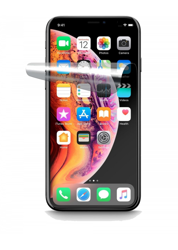 iPhone XS/X Invisible Flex Cellularline