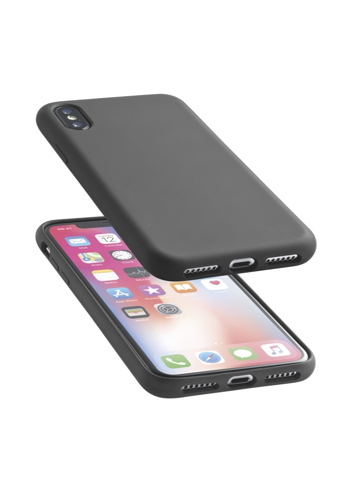 iPhone X Sensation Silicone Cellularline