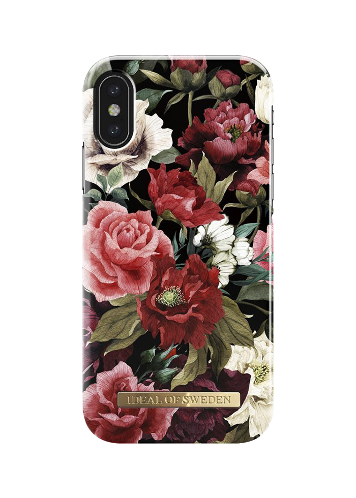 iPhone X iDeal Fashion Case Antique Roses