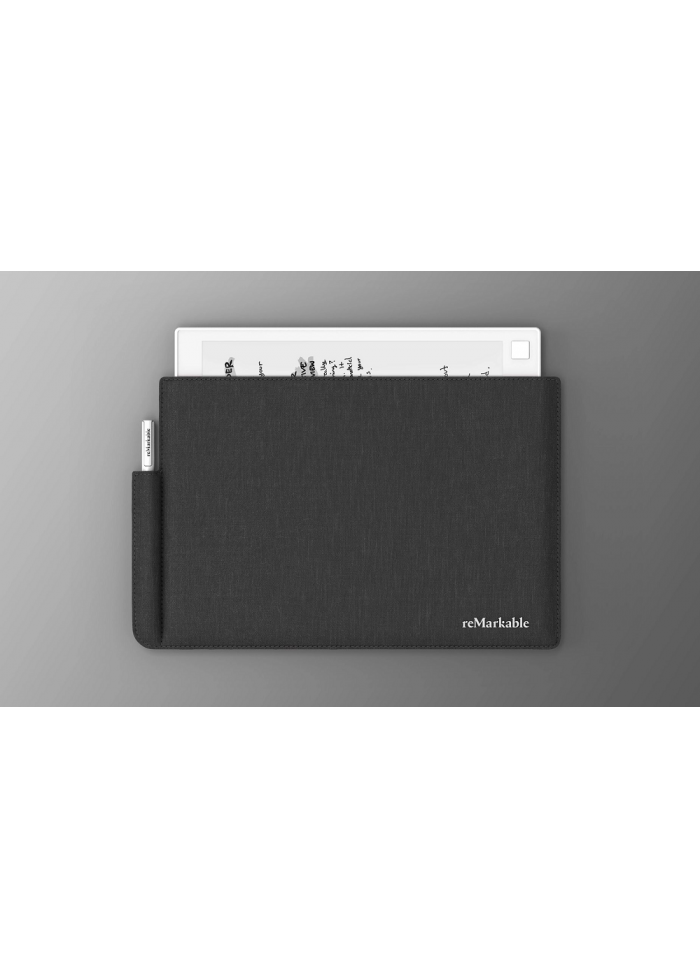 Planšete reMarkable Paper Tablet + Folio Polymer Weave Charcoal Gray